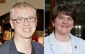 Irish unity 'inevitable' and DUP has itself to blame, says Joe Brolly