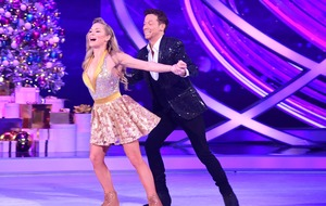 Professional skater Alexandra Schauman to miss Dancing On Ice after 'freak fall'