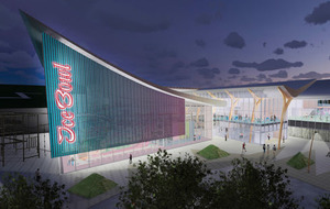 Dundonald Ice Bowl revamp images released