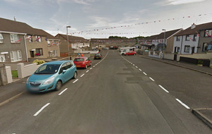 Petrol bomb attack on Ahoghill home