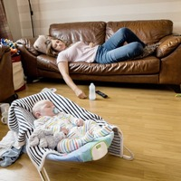 Are new mums looking after their child's financial as well as physical health?