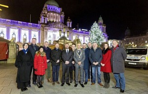 Belfast's night-time economy recognised with purple flag status