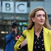 Victoria Derbyshire 'learned show was being axed from a newspaper report'