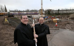 Work begins on £11m school for New Lodge area