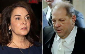 'I was trying to get him off me,' Annabella Sciorra tells Harvey Weinstein trial