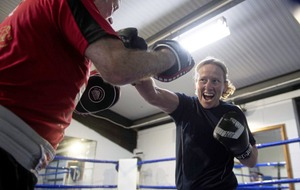 North's only female pro Cathy McAleer has her sights set on world boxing title