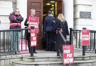Courts sitting and benefit payments to go ahead despite civil service strike