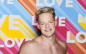 Love Island's Ollie Williams reunites with ex-girlfriend