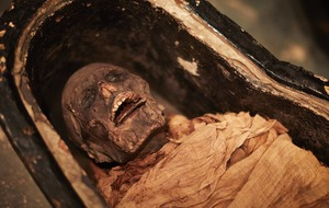 Mummy returns: Voice of mummified Egyptian priest heard 3,000 years on