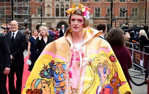 Grayson Perry's earliest art to be displayed for first time in decades