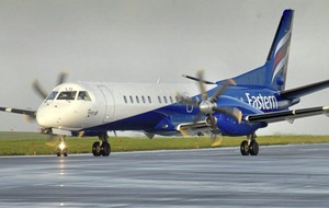 Eastern Airways returns to Belfast City with new airlink to Teeside International Airport