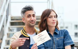 Tan France and Alexa Chung share pressures of new Netflix fashion show