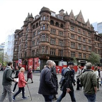 Developer claims funding in place to finish George Best Hotel by June