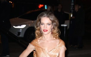 Natalia Vodianova: Women have been brainwashed to think periods are shameful
