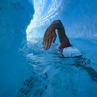 British endurance swimmer completes swim under Antarctic ice sheet