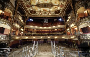 Tracey Brothers start £12m Grand Opera House restoration project