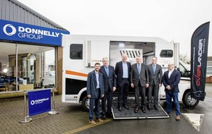 Donnelly announce partnership with Overlander Vehicles