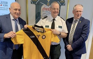 PSNI chief meets Ulster GAA officials