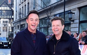 Ant and Dec become latest stars to take on Dolly Parton challenge