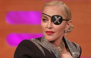 Madonna cancels first London show of Madame X tour