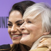 Glenn Close says Four Good Days co-star Mila Kunis is a 'friend for life'