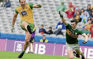Donegal denied after James Durcan rescues point for Mayo in Ballybofey thriller