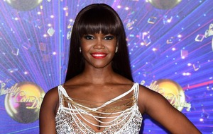 Oti Mabuse reveals she considered breast reduction surgery