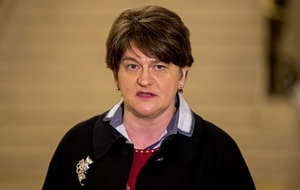 DUP leader Arlene Foster to appear as guest on RTÉ's The Late Late Show on Brexit night