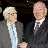 Mark Durkan tribute to Seamus Mallon