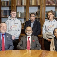 St Mary's students receive hard-hitting sustainability lesson from