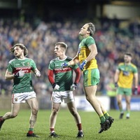 Paddy McBrearty could return for Meath League clash as Donegal manager sweats over fitness of injury trio