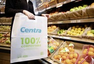 Centra introduces compostable shopping bags