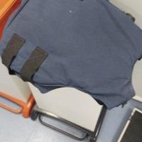 The bulletproof vest that saved republican Pat Fitzpatrick