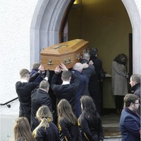 Seamus Mallon remembered as 'a man who made a difference'