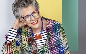Prue Leith: I'm bold for an oldie says Bake Off judge who's launched a jewellery range