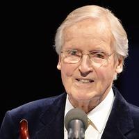Showbusiness veteran Nicholas Parsons most famous for quiz and panel game roles