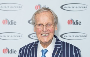 'Humour has sustained me' – the best quotes from the late Nicholas Parsons