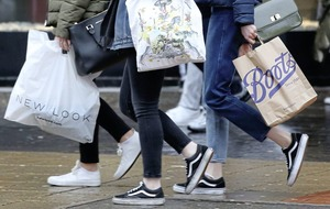 Retail sales flatline in January as traders brace for 'tough year'