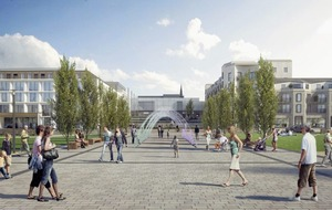 Plans submitted for £50m Bangor seafront project