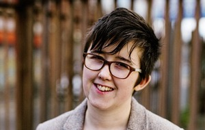 Judge says after Lyra McKee murder he would have hoped there would be 'no Easter parades this year'