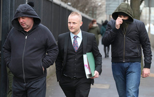 Jamie Bryson to call Jim Wells as defence witness in Nama conspiracy case