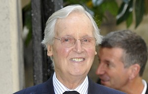 Paul Merton remembers Nicholas Parsons as 'embodiment of Just A Minute'