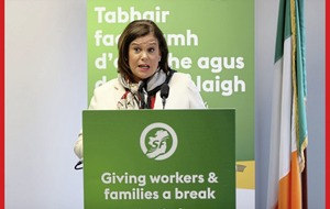 Sinn Féin puts unity and homelessness at top of election pledges