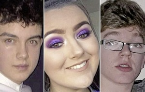 Mother of Cookstown crush victim Morgan Barnard to do charity skydive to mark his18th birthday