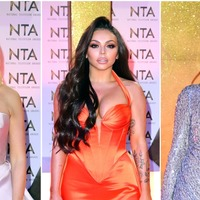 In Pictures: TV stars switch on the glamour for NTA red carpet