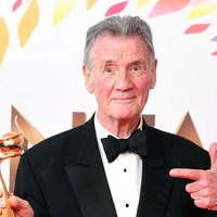 Sir Michael Palin dedicates NTA win to late Monty Python co-star Terry Jones