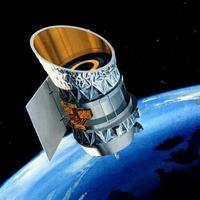 Two defunct satellites in danger of colliding in orbit