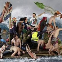 Artwork depicting 'chaos of Brexit' unveiled at Trinity College