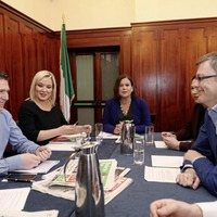 Sinn Féin surge raises prospect of party in government north and south