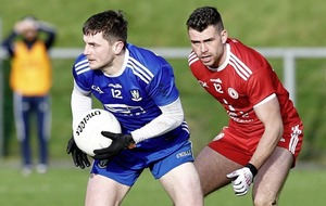 Monaghan revel in poor Tyrone display